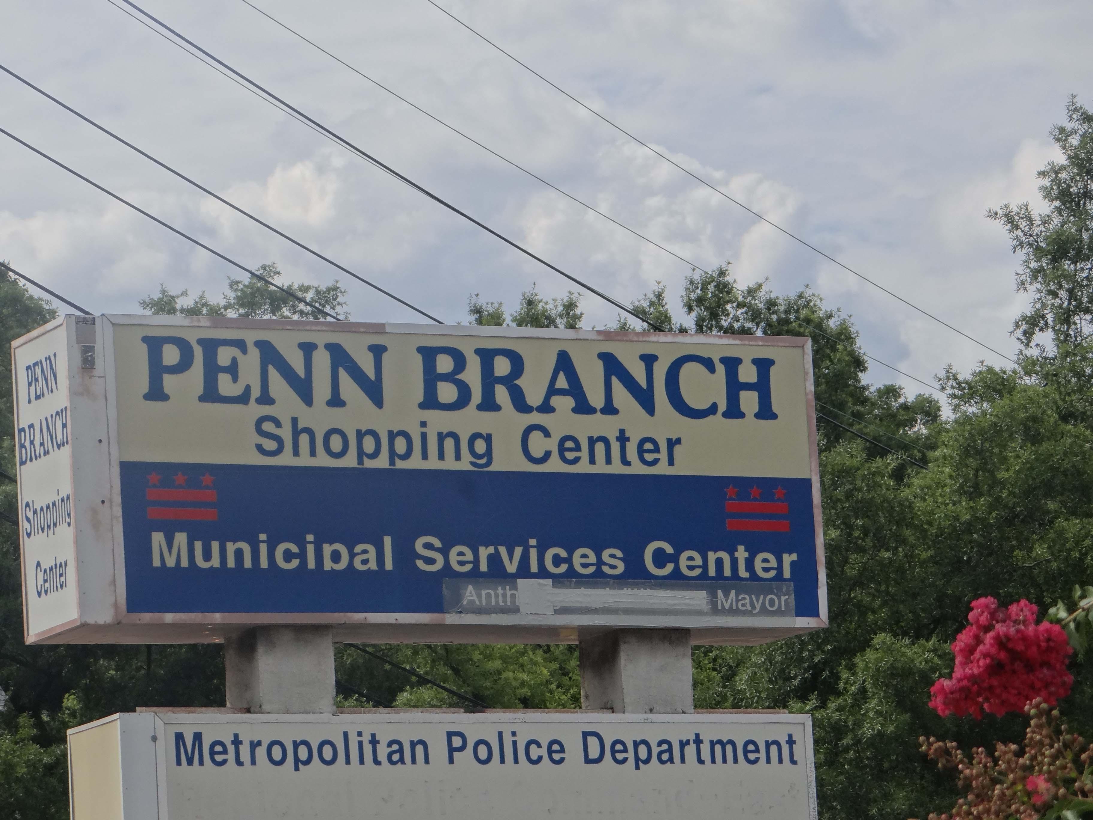 Penn Branch Shopping Center Sold!