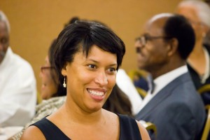 Councilmember & Mayoral Candidate, Muriel Bowser