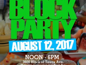 Penn Branch Annual Block Party Community Day – Aug. 12!