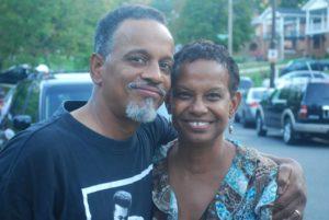 Bobby Chandler, Jr and his sister Jeanarta McEachron