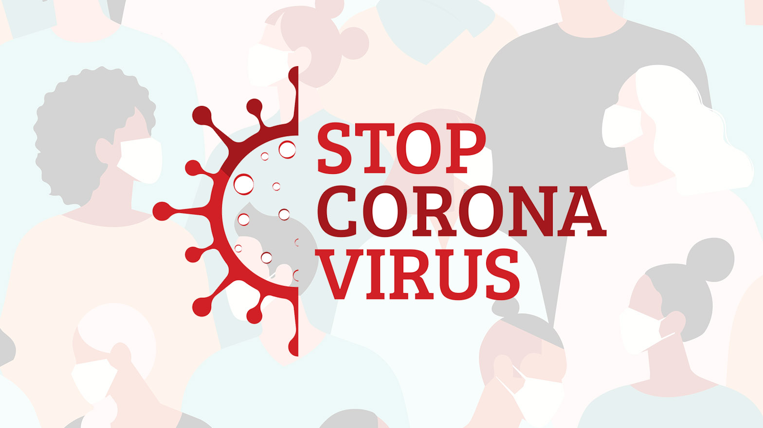 Let's Stop Corona Virus-Penn Branch