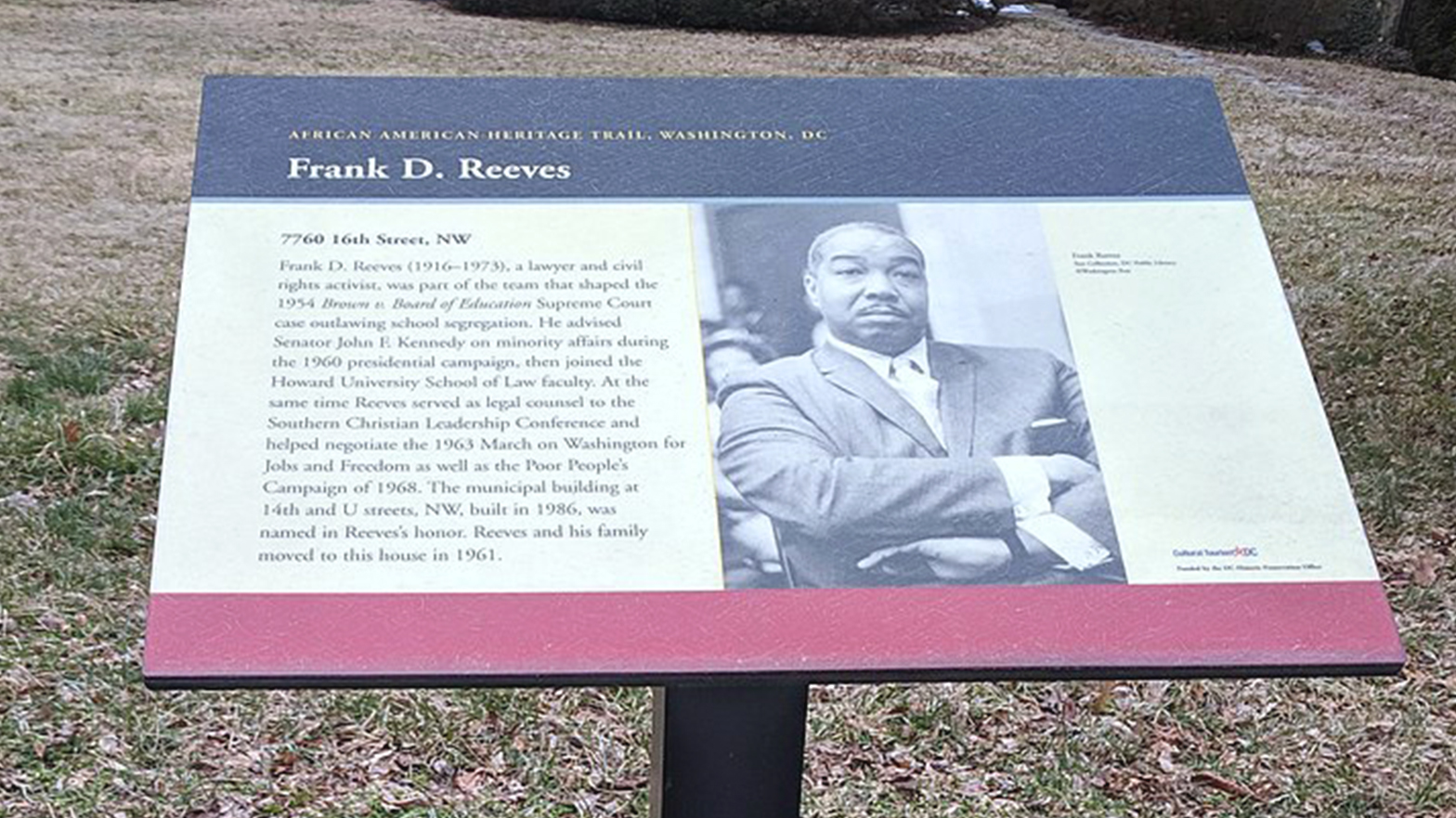African American Heritage Trails
