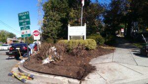 9-11 Memorial Park in Penn Branch DC