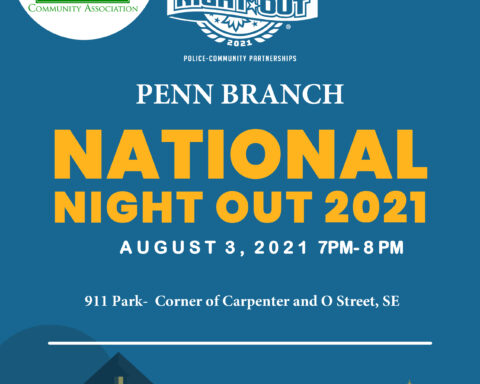 National Night Out-Penn Branch 2021