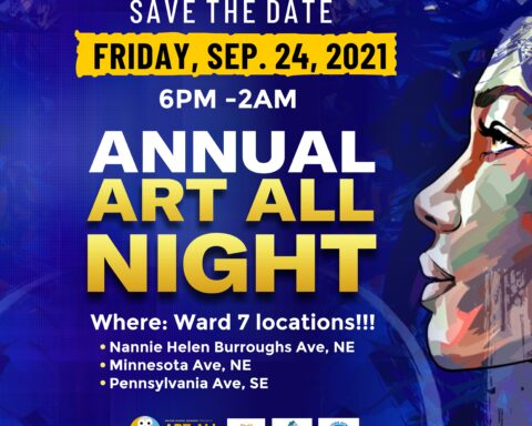 SAVE THE DATE- AAN WARD 7